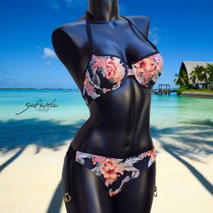Bikini Copas Performado Caribe Braga Cruce