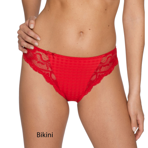 Bragas: Bikini, Alta, Short, Tanga Madison