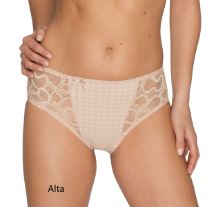bragas: Bikini, Alta, Short, Tanga Madison CaffeLatte