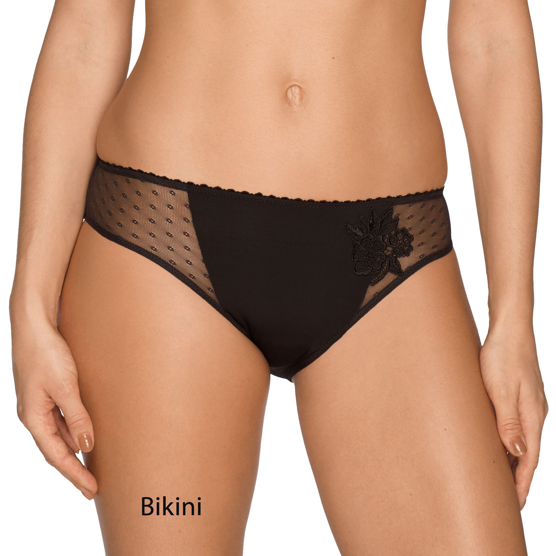 Bragas Divine Vison: Bikini, Alta